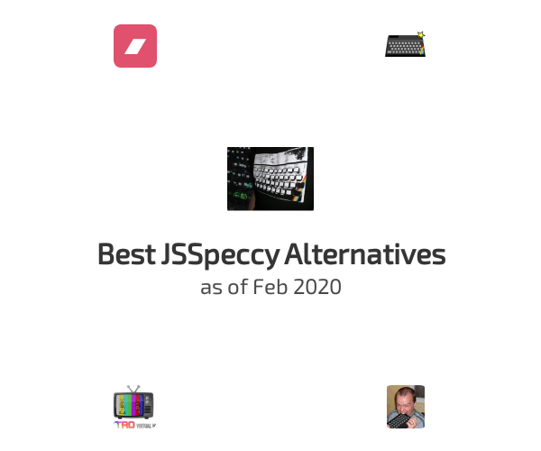 Best JSSpeccy Alternatives
