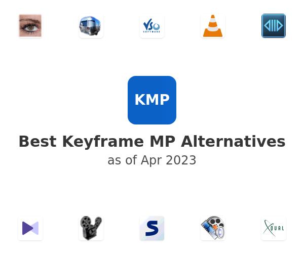 Best Keyframe MP Alternatives