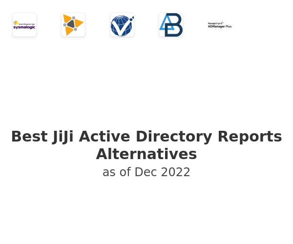 Best JiJi Active Directory Reports Alternatives