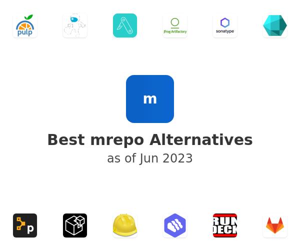 Best mrepo Alternatives