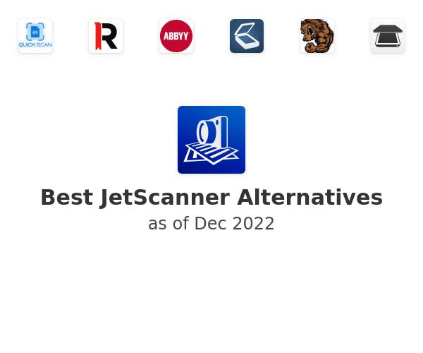 Best JetScanner Alternatives
