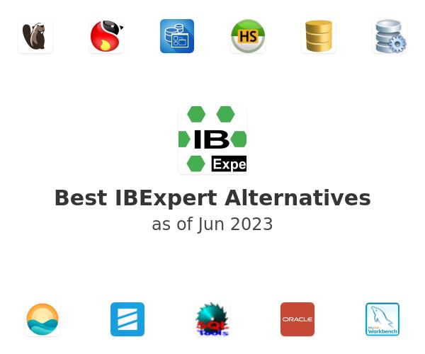 Best IBExpert Alternatives
