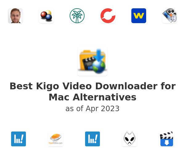 Best Kigo Video Downloader for Mac Alternatives