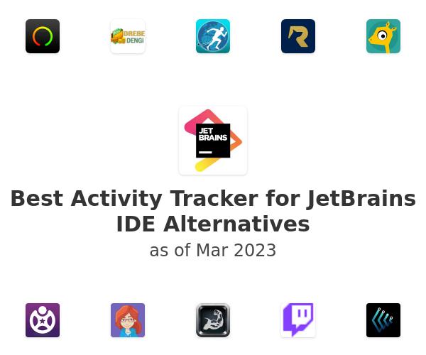Best Activity Tracker for JetBrains IDE Alternatives