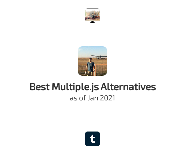 Best Multiple.js Alternatives