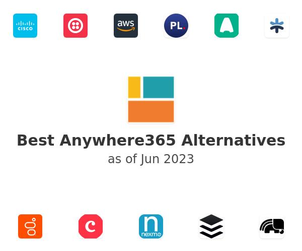 Best Anywhere365 Alternatives