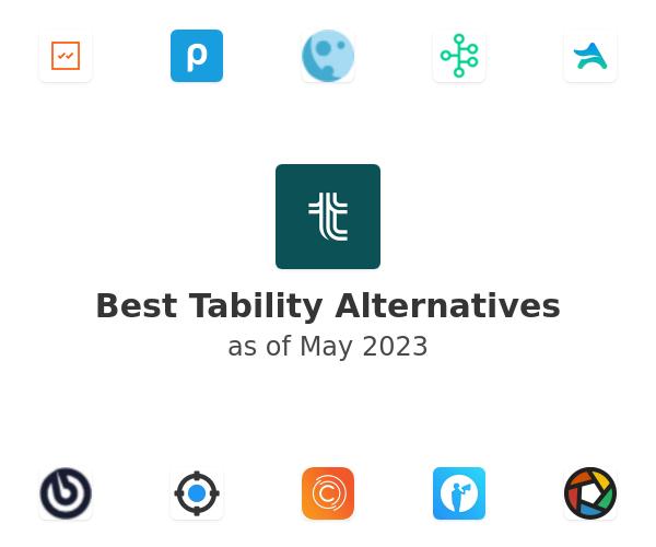 Best Tability Alternatives