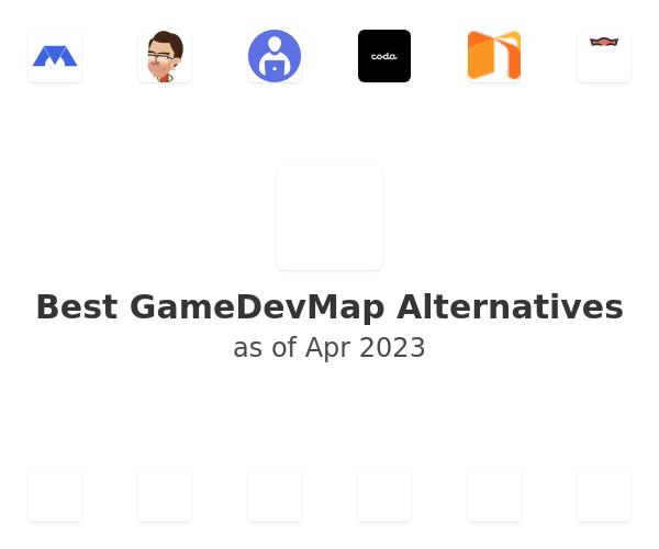 Best GameDevMap Alternatives