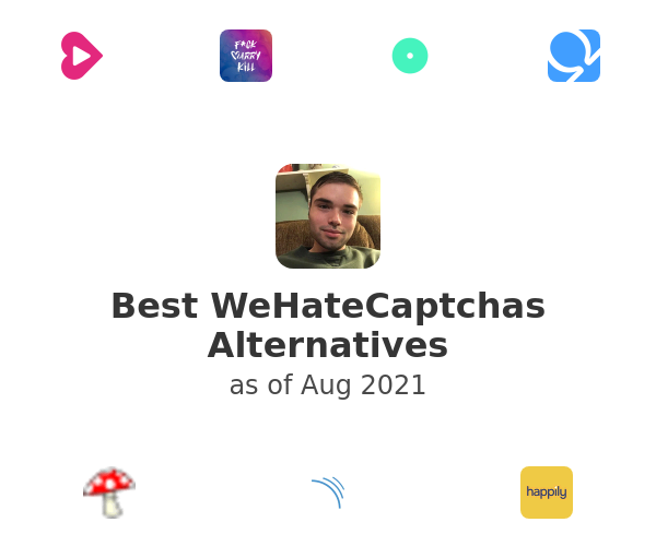 Best WeHateCaptchas Alternatives
