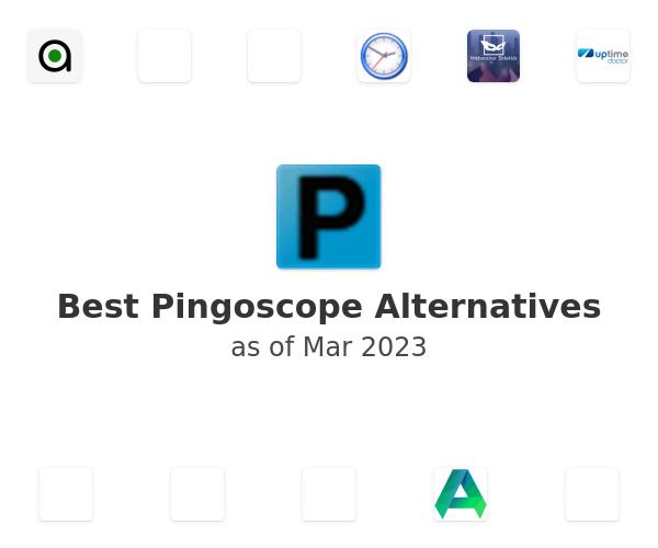 Best Pingoscope Alternatives