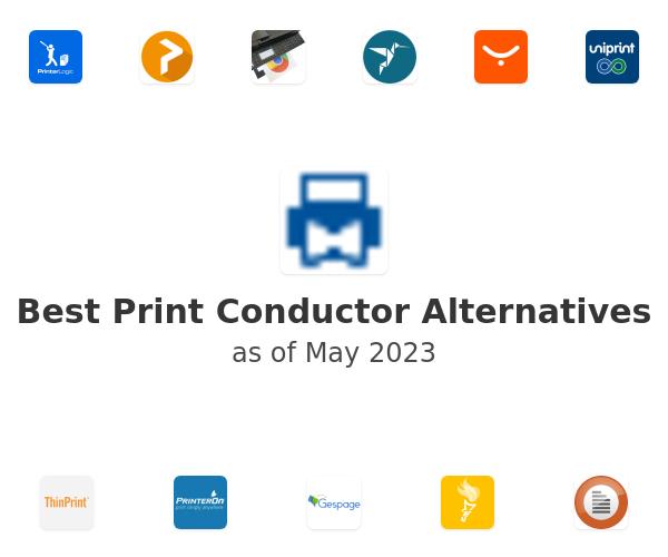 Best Print Conductor Alternatives