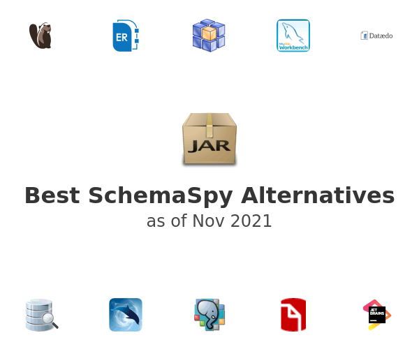 Best SchemaSpy Alternatives