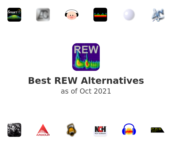 Best REW Alternatives