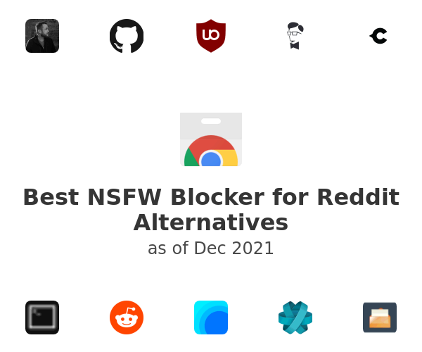 Best NSFW Blocker for Reddit Alternatives