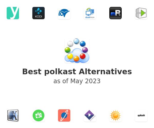Best polkast Alternatives