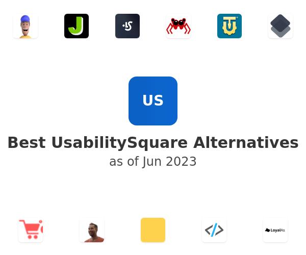 Best UsabilitySquare Alternatives