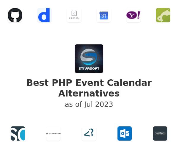 Best PHP Event Calendar Alternatives