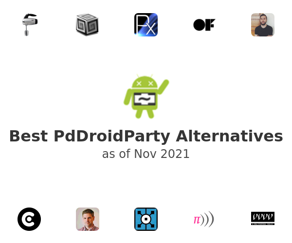 Best PdDroidParty Alternatives