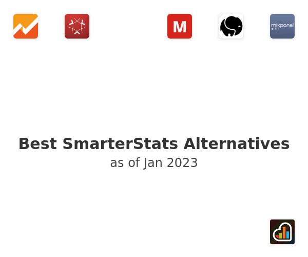 Best SmarterStats Alternatives