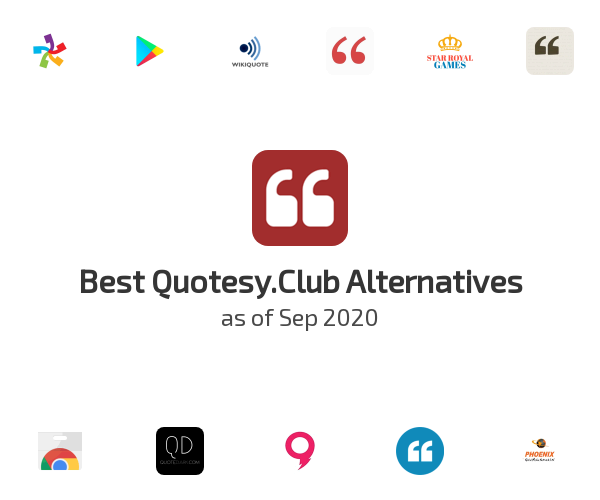 Best Quotesy.Club Alternatives