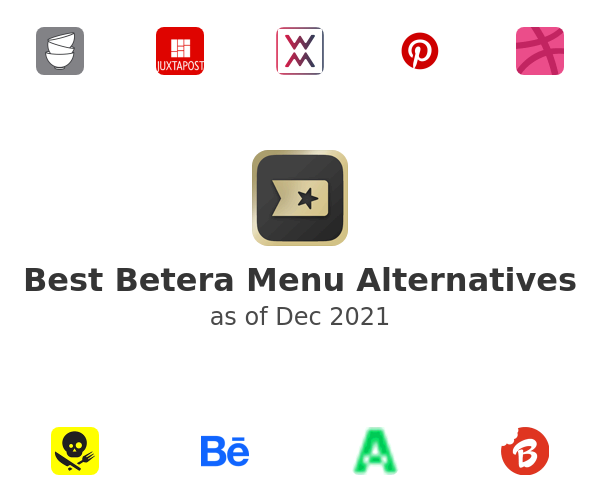 Best Betera Menu Alternatives