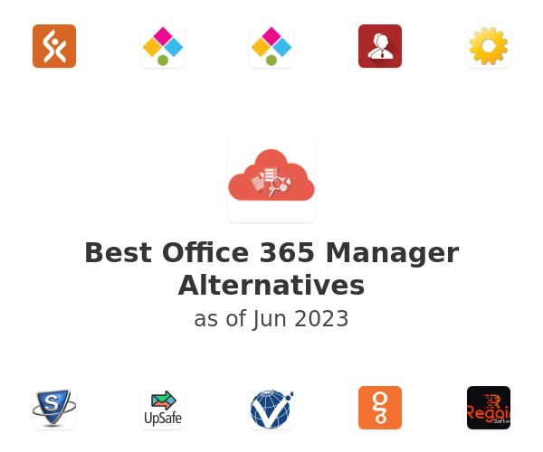 Best Office 365 Manager Alternatives
