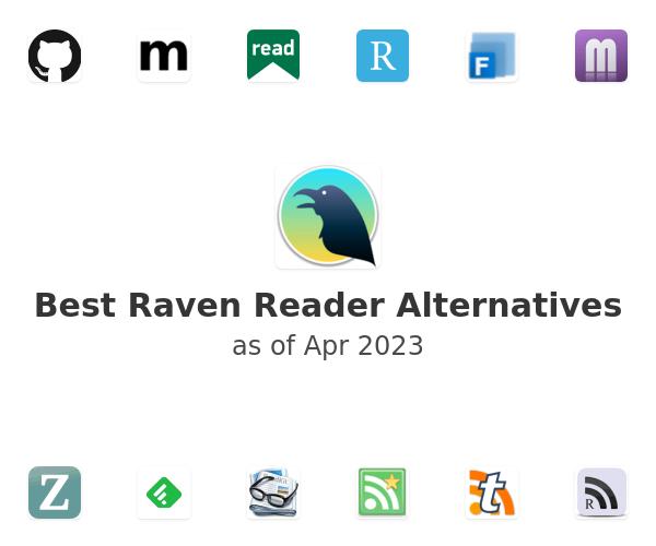 Best Raven Reader Alternatives