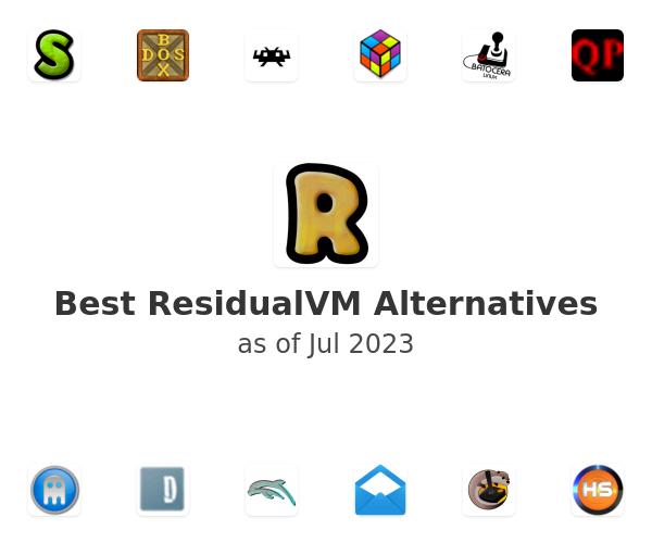 Best ResidualVM Alternatives