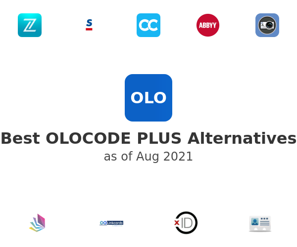 Best OLOCODE PLUS Alternatives