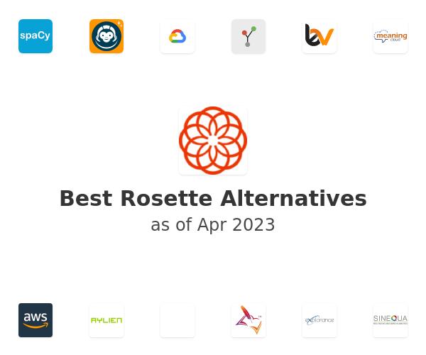 Best Rosette Alternatives