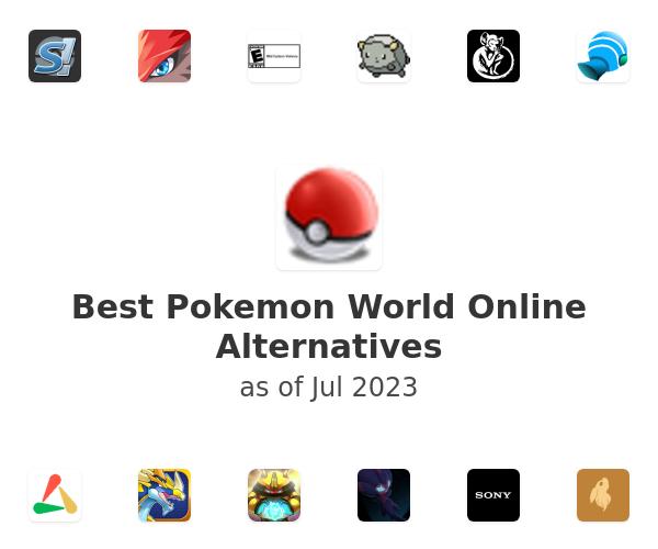 Best Pokemon World Online Alternatives