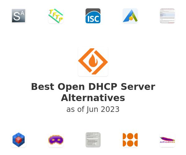 Best Open DHCP Server Alternatives