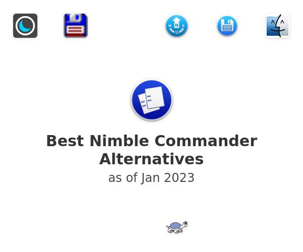 Best Nimble Commander Alternatives