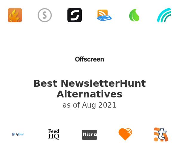 Best NewsletterHunt Alternatives