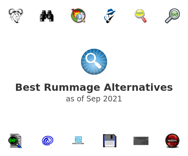 Best Rummage Alternatives