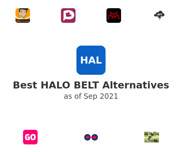 Best HALO BELT Alternatives