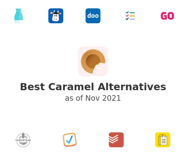 Best Caramel Alternatives