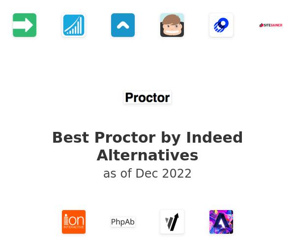 Best Proctor by Indeed Alternatives