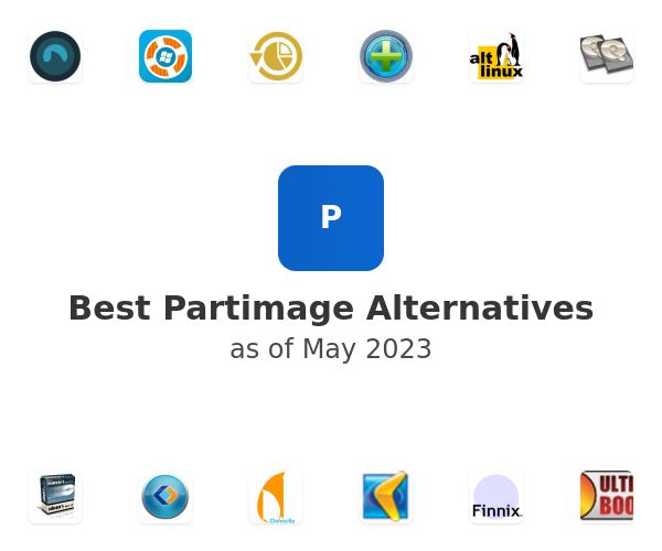 Best Partimage Alternatives