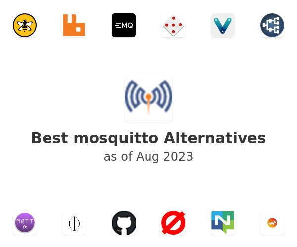 Best mosquitto Alternatives