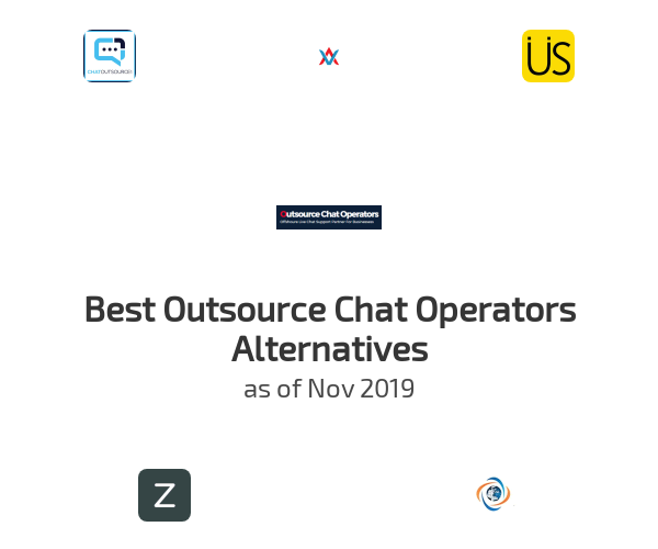 Best Outsource Chat Operators Alternatives