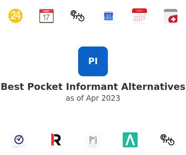 Best Pocket Informant Alternatives