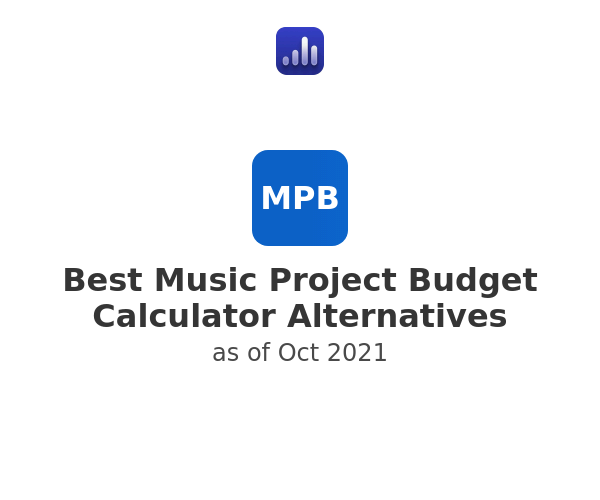 Best Music Project Budget Calculator Alternatives