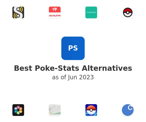 Best Poke-Stats Alternatives