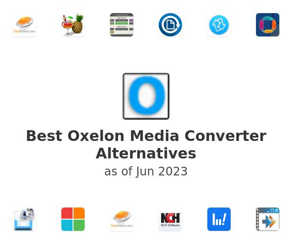 Best Oxelon Media Converter Alternatives