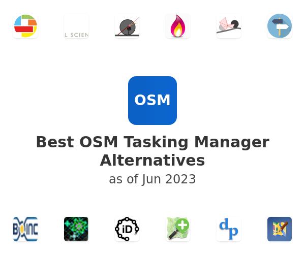 Best OSM Tasking Manager Alternatives