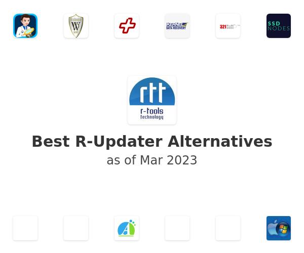 Best R-Updater Alternatives