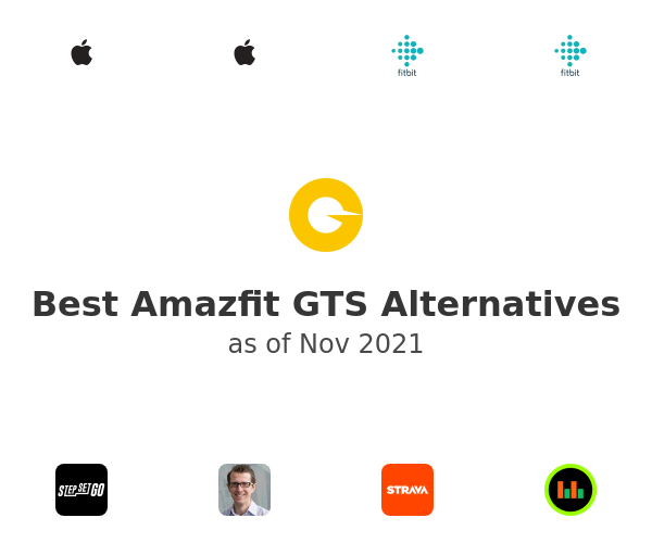 Best Amazfit GTS Alternatives