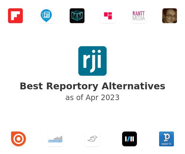 Best Reportory Alternatives
