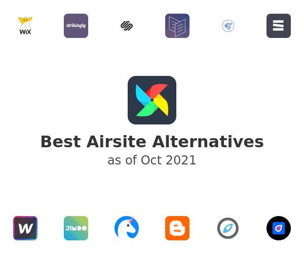 Best Airsite Alternatives
